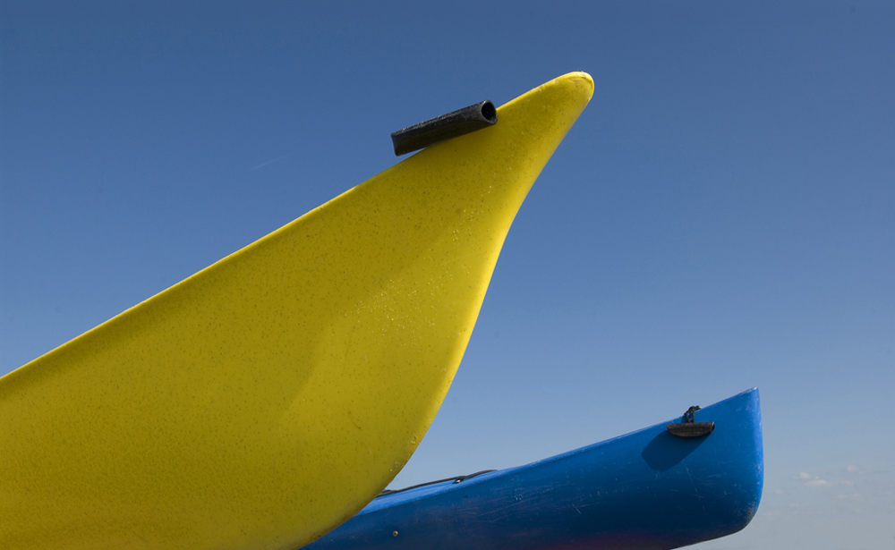 Boat bows