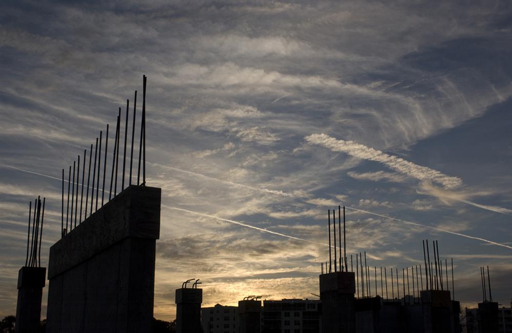 Wire sky